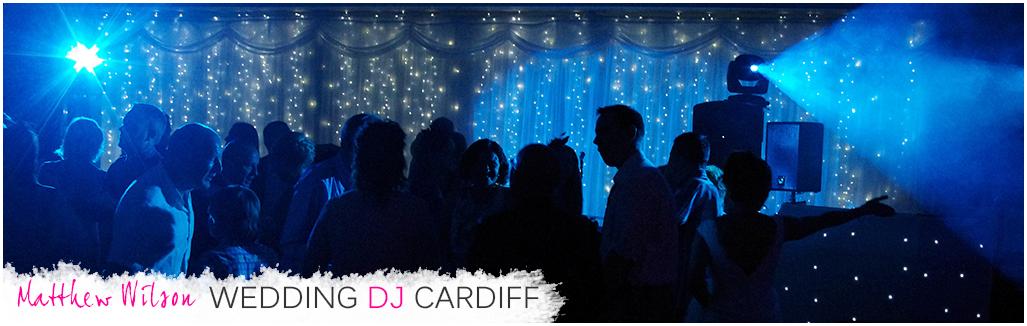 Wedding DJ Wales