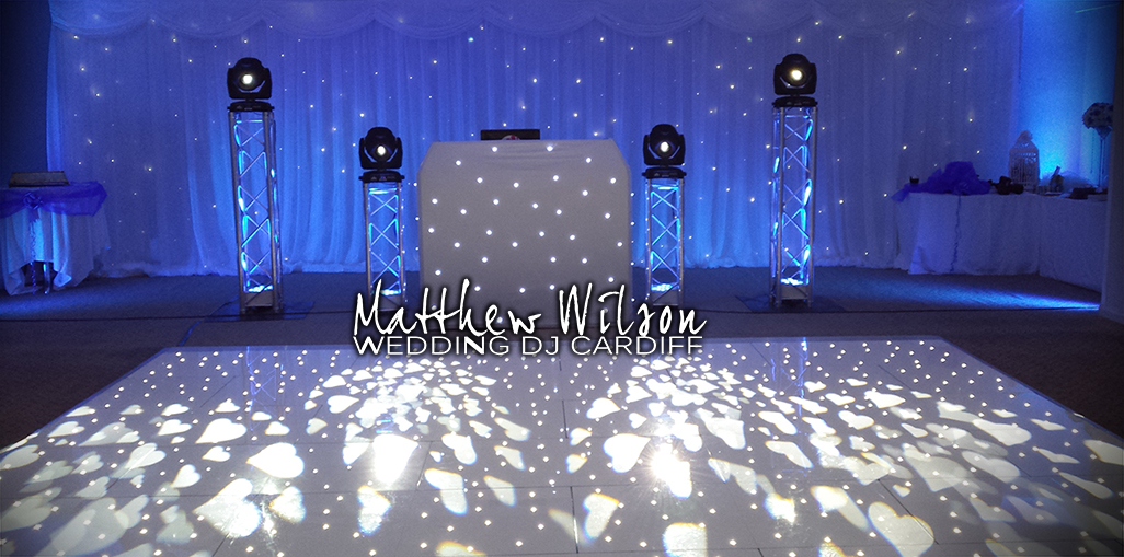 Starlit Led Dance Floor Hire Cardiff Wedding Dj Cardiff