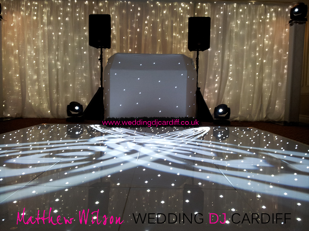 LED Dance Floor Hire Cardiff