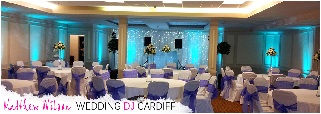 Wedding Uplighting Hire Cardiff