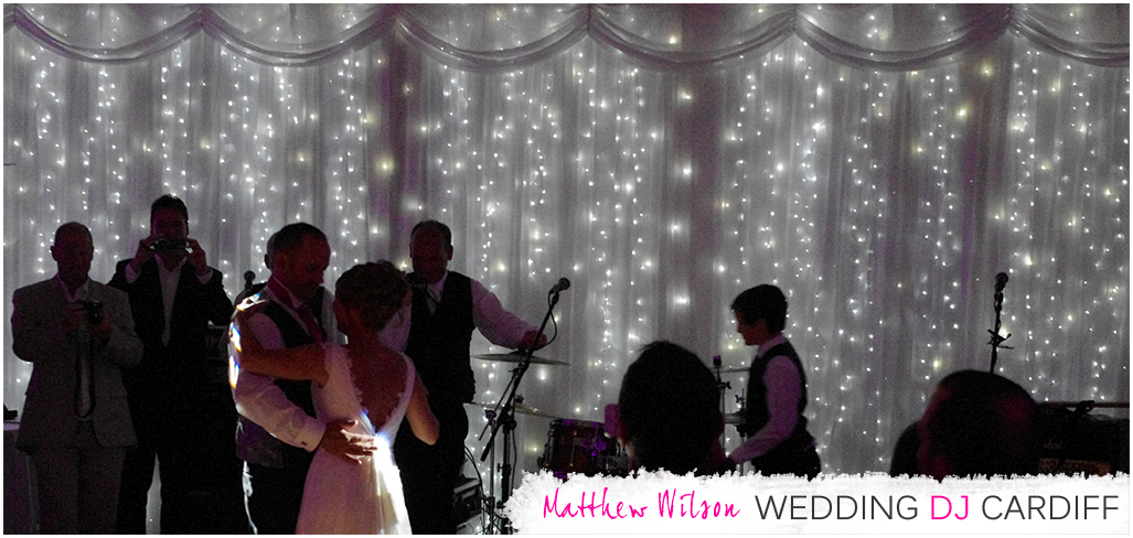 Wedding DJ Wales