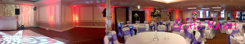 Celtic Manor Wedding Venue