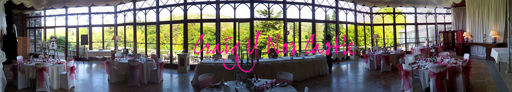 Wedding Venue Craig Y Nos Castle