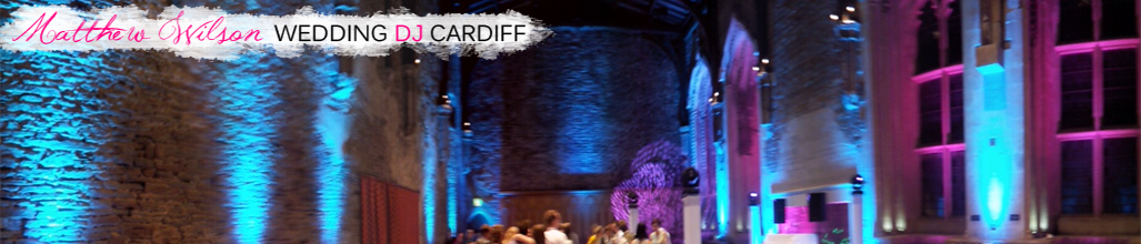 Wedding Caerphilly Castle Great Hall