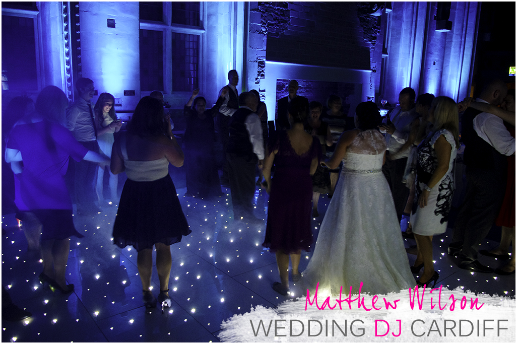Wedding DJ Caerphilly