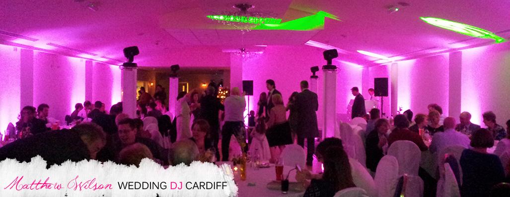 Wedding DJ Cardiff