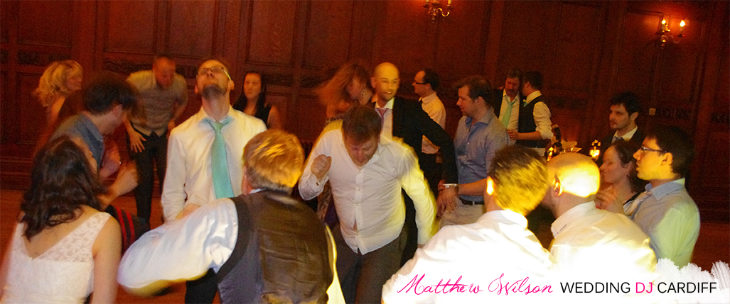 Buckland Hall Bwlch Wedding Dj Cardiff