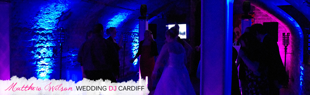 Wedding DJ Cardiff