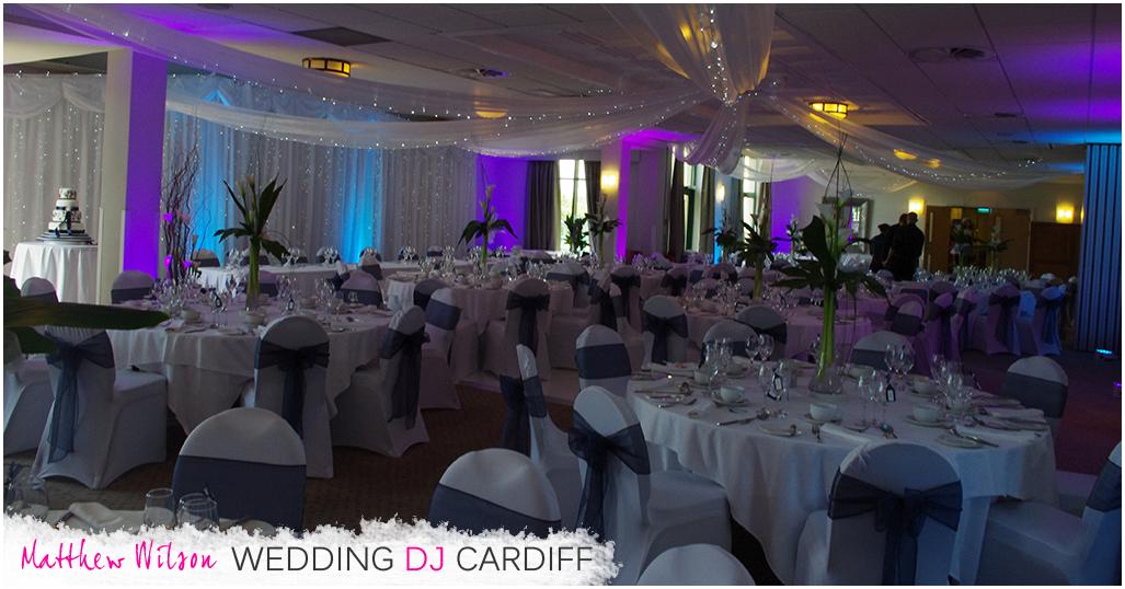 Vale Hotel Morgannwg Suite Wedding