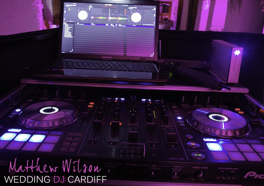 Wedding DJ Swansea