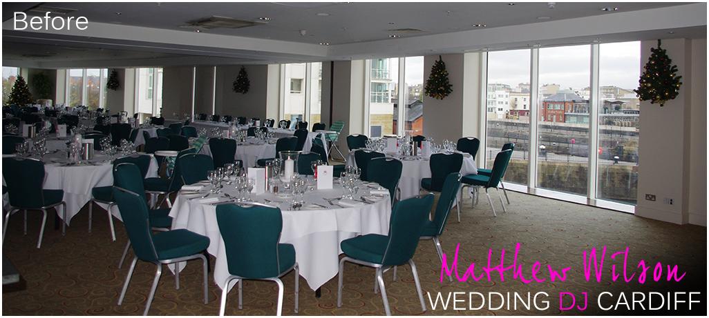 St David's Hotel Wedding