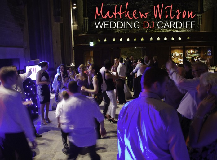 Caerphilly Castle Wedding Dj Cardiff