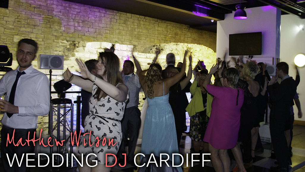 Cardiff Wedding DJ