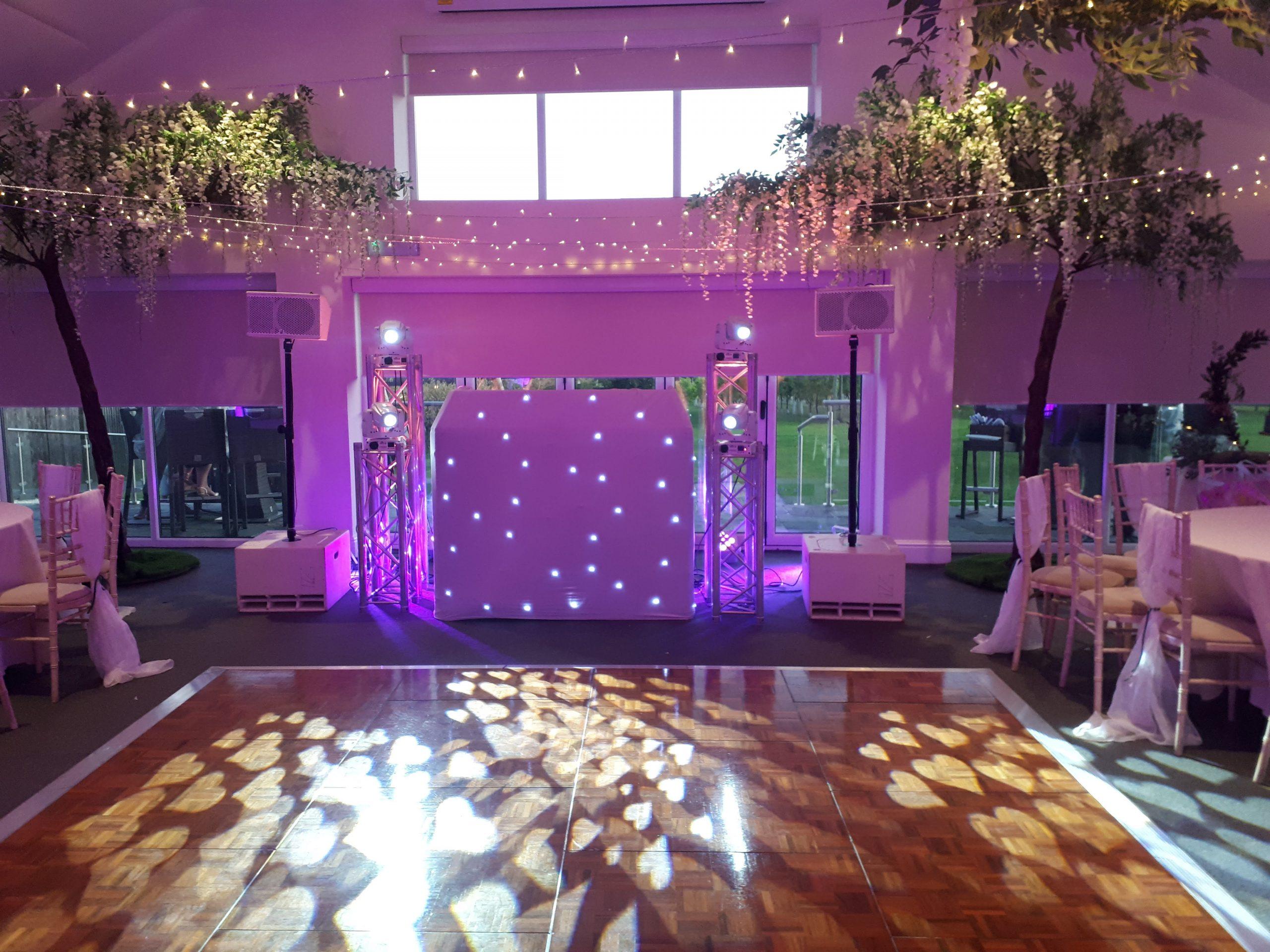 Wedding DJ Llanerch Vineyard
